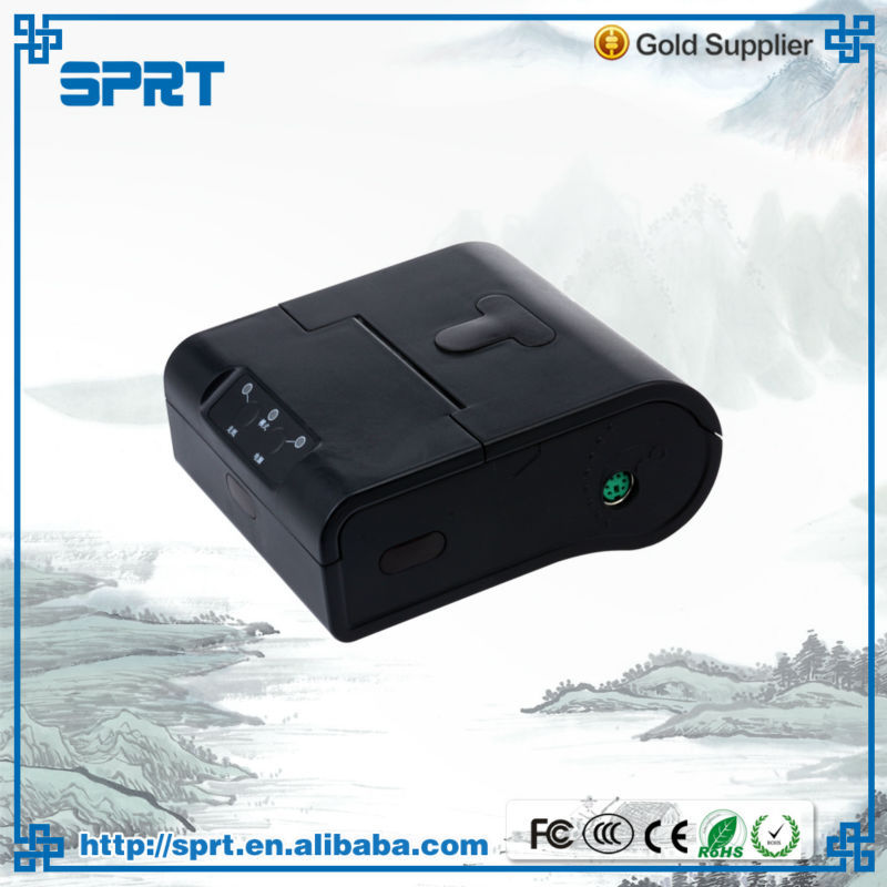58mm SPRT handheld mobile portable impact dot matrix bluetooth receipt printer
