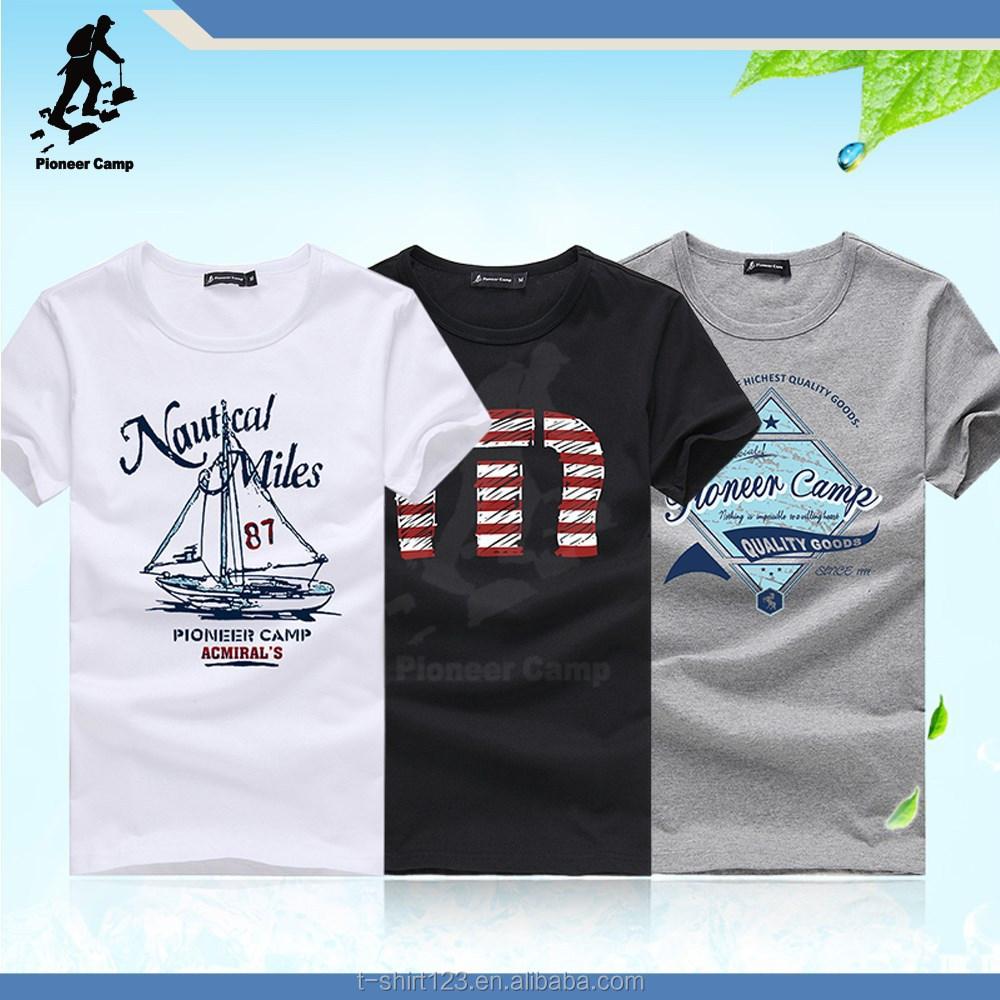 Special logo printing t shirt colorful logo printing t for Logo for t shirt printing