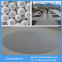 High Strength Cenospheres/Ceramic Microspheres for Construction Cements