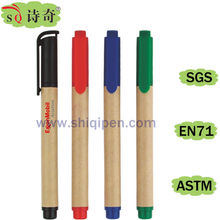 Ecological promotional paper pen by paypal