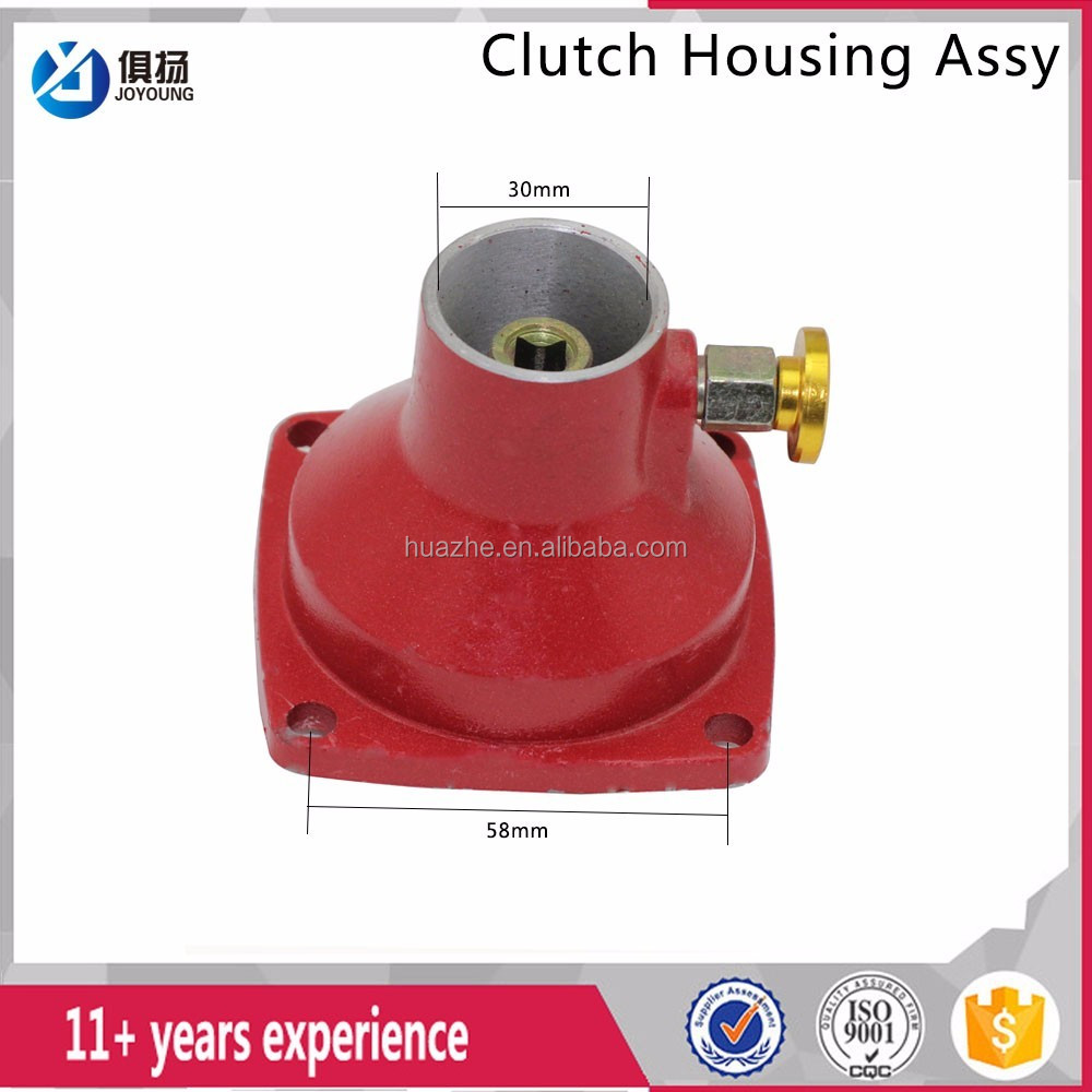 JY-CH015 garden tools 60cc brush cutter clutch Housing assy