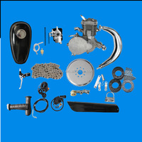 Hot sale! New 2-Stroke 80cc bicycle engine kit/ bike parts motor