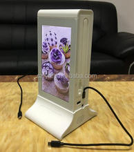 7 Inch Indoor Wireless Android Media Video Player LCD Advertising Display