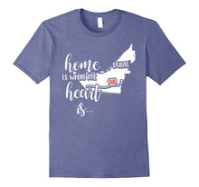 OEM Dubai Home T-Shirt - Home is Where the Heart Is!