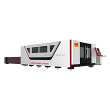 CE ISO Certification 2KW stainless steel materials laser cutting machine
