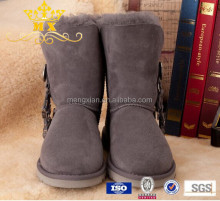Unique women winter boots cheap warm snow boots factory