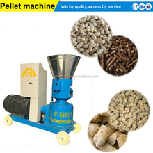 Well known Electric soybean stem granules feed particles machine