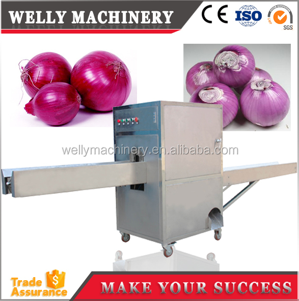 No damage onion head tail cutting machine 600kg one hour