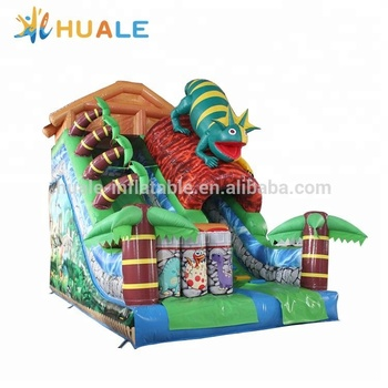 Cheap Inflatable water slide for kids/inflatable slide for sale