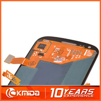 Original For Samsung Galaxy S3 Mini I8190 LCD + digitizer Assembly For samsung 8190 LCD touch screen
