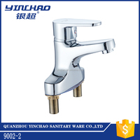 Wash basin faucet bathroom brass water tap
