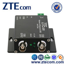 ZTEcom Excellent Power Safety 2 ports 10/100M Ethernet over Coax with CE