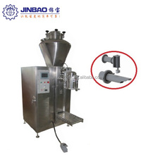 Semi automatic 25 kg bag filling machine open mouth bag packaging machine