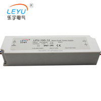 High quality waterproof 100w 12V constant current led driver