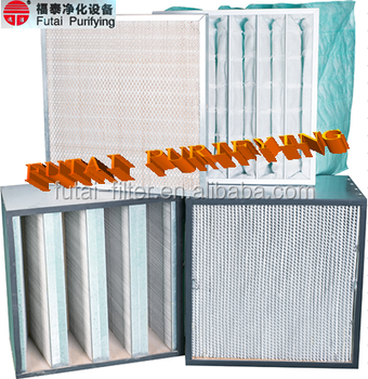 HEPA panel filter,Mini pleat hepa panel filters,dust filter