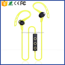 Free Sample can be offered 2017 hot sale bluetooth headsets for sport