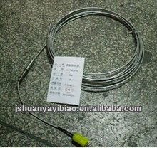 High accuracy K type thermocouple connector probe