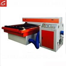 CNC double heads automatical focusing packaging toy making Laser Die Board Cutting Machine