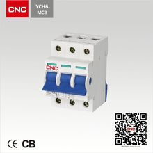 Isolating Switch YCH6-125 Isolator Switch 2 Pole