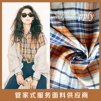 new tc poplin fabric high quality wholesale poplin fabric shaoxing textile print grid poplin fabric
