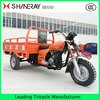 Best New 200cc Hot Sale in Africa Cargo Three Wheel Motorcycle shineray tricycle