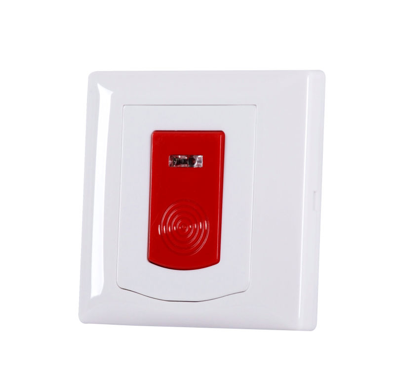 Wireless 433/868MHz auto reset emergency waterproof panic emergency button PB-200R for home automation