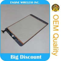 mobile phone housing for ipad mini 2 touch glass