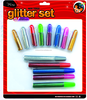 stationery glitter glue for Kid Arts and crafts, PAPER arts