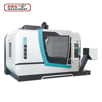 High Accuracy China manufacturer CNC controller VMC 5 axis cnc machining center