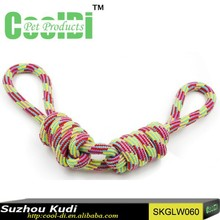 2015 hot sales pet products cotton rope stuffed dog chew toys