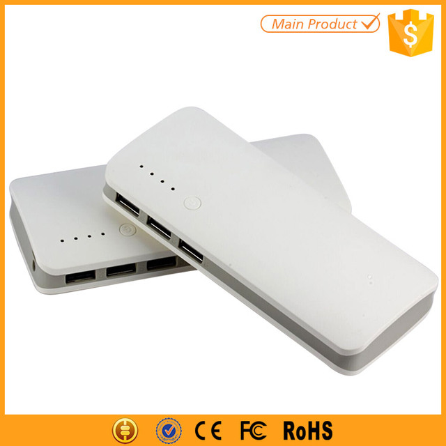 Mobile Charger 25000 mah Power Bank Spare Part 25000mah 3 Usb Hub For Philips
