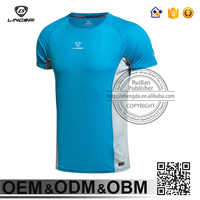 Men's T-Shirts Custom Sportswear T-shirt 100% Polyester online shopping China