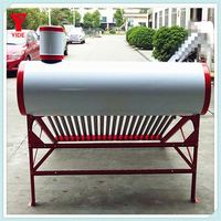 Wholesale Solar water heater ,High Pressurized Bearing heat pipe 24mm red copper , building a solar collector for the home