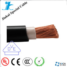 Flexible Copper Conductor PVC Welding Cable 16mm 25mm 35mm 50mm 70mm