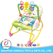 High quality rocking baby swings cradle chair with music