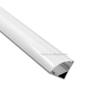 Zhongshan factory high quality 3030 Aluminum led profile for led strips