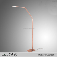 FSTLEDF001 modern and fashion design desk led floor lamp