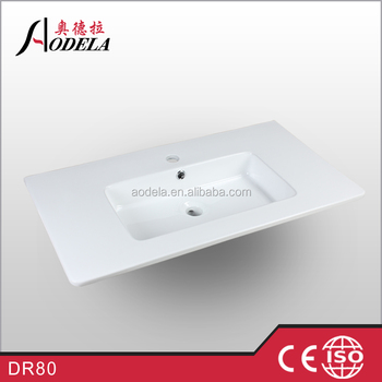 DR80 Bathroom ceramic wash sink