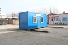 luxury earthquake prefabricated luxury container movable container houses
