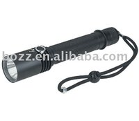 BS-7003D aluminum led flashlight