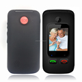 elderly care products sos emergency call mobile phones with dual screens
