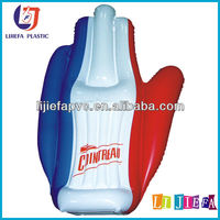 PVC Cheering Inflatable Hand/Wave Hand