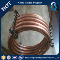 Customized 1 inch soft copper tubing factory