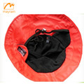 Factory production PVC polyester rain hat