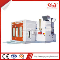 CE Proved and Good Quality Car industrial spray booth for sale