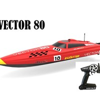 2 4Ghz Radio Control Vector 80