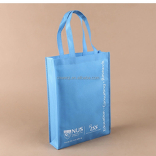 China manufacturer promotion good material matt laminating non woven bag cost custom
