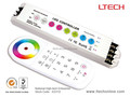 LED RGB smart touch remote controller DC5V T3