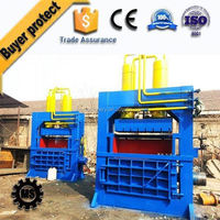 Portable mini aluminum can baler for sale