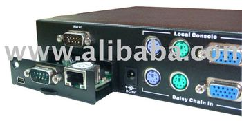IP Module for PS/2, USB, Combo CAT-5 KVM Switch
